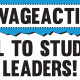 Call to Student Leaders!