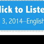 June 3, 2014—RADIO ANNOUNCEMENTS: Check out the #WageAction—English :15