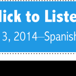 June 3, 2014—RADIO ANNOUNCEMENTS: Check out the #WageAction—Spanish :15